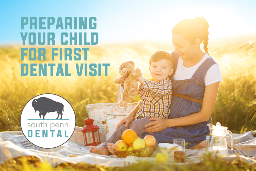 Preparing Your Child For First Dental Visit